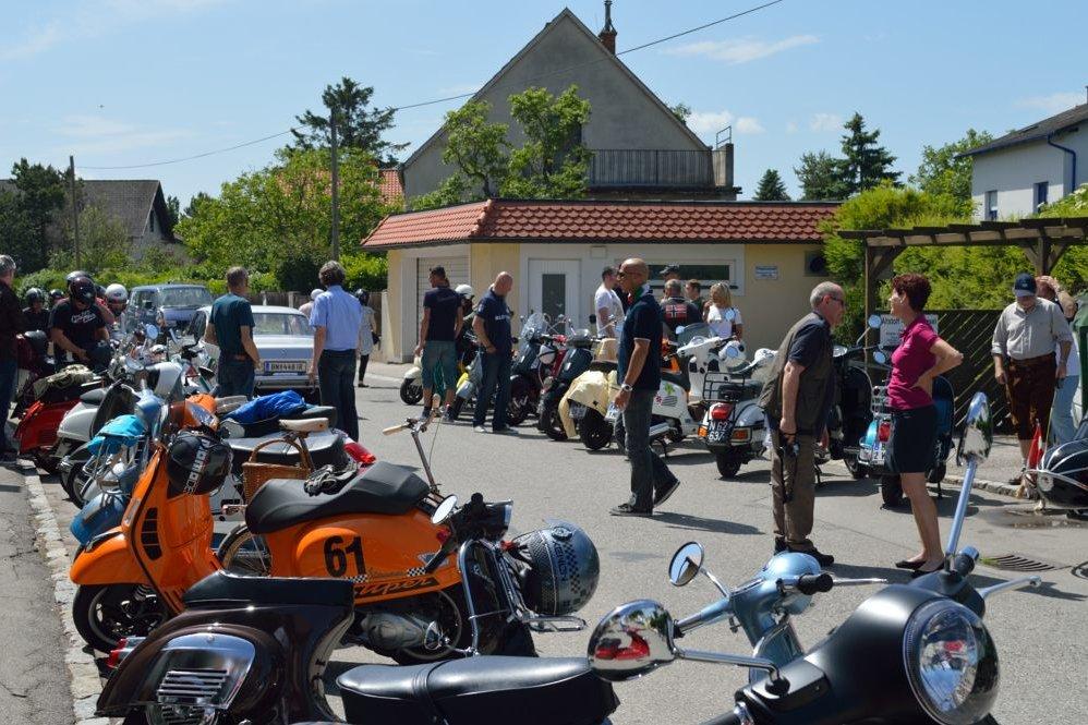 Vespa-Treffen - Stadtgemeinde Bad Vslau